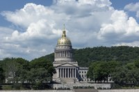 The West Virginia Capitol in Charleston LCCN2015631771.tif