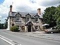 The White Horse, Llanfair Dyffryn Clwyd - geograph.org.uk - 1409959.jpg