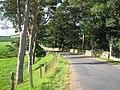 The approach to Meldon Bridge - geograph.org.uk - 546700.jpg