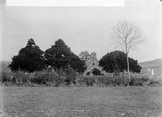 The church, Llangeitho