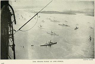 Grand Fleet Royal Navy fleet during the First World War