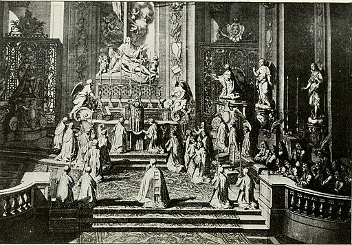 The mass and vestments of the Catholic church, liturgical, doctrinal, historical and archaeological (1909) (14595415580)