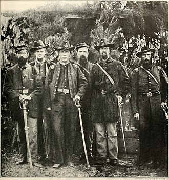 Courts-martial of the United States - Civil War era Federal court martial after the Gettysburg