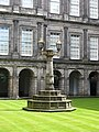 The quadrangle at the Palace of Holyroodhouse (geograph 3576510).jpg