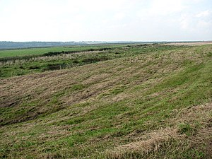 Blakeney Chapel - No structures are now visible above ground at the site
