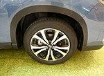 The tire wheel of Subaru FORESTER Premium (5BA-SK9).jpg