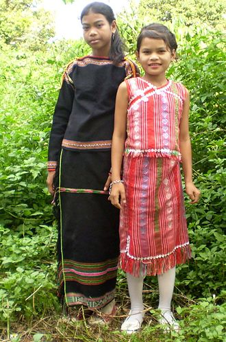 Rade people - Image: The young child people of Ede