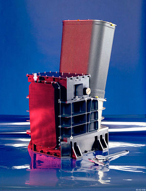 Thermal Emission Imaging System - The THEMIS instrument, before being mounted onto Mars Odyssey.