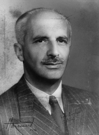 Theodore Besterman - Image: Theodore Besterman psychical researcher