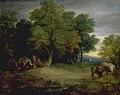 Thomas Gainsborough (1727-1788) - Gypsy Encampment, Sunset - N05803 - National Gallery.jpg