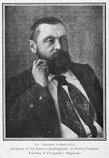 Thomas Tommasina