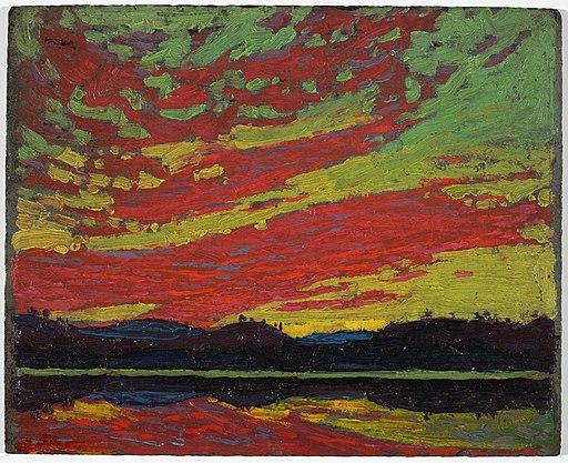 Thomson, Sunset
