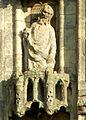 Thornton Abbey - Gatehouse Statue - geograph.org.uk - 285291.jpg
