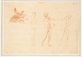 Three Nude Male Figures; Study of the Right Hand of the Figure on the Left MET DP151115.jpg