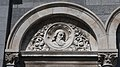 Thurles Cathedral South Portal Relief of Saint Peter 2012 09 06.jpg