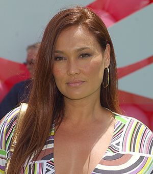 Tia Carrere - Carrere at the premiere for Up in May 2009