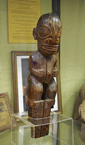 Wood Carving In The Marquesas Islands Wikipedia