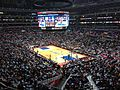 Timberwolves Clippers game at Staples Center.jpg