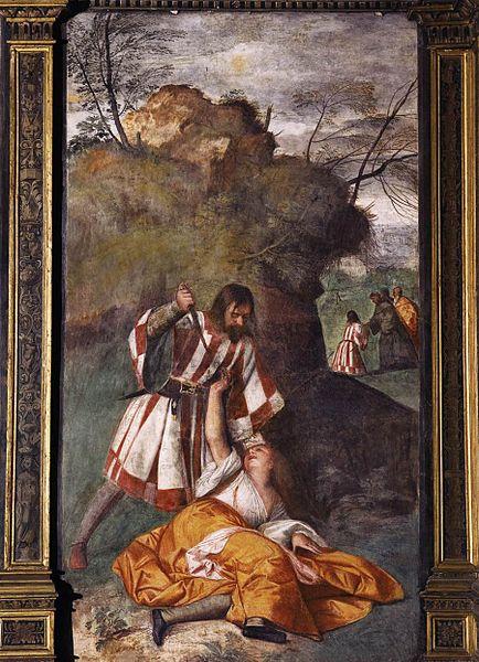 La villa del martirio scena - 2 5