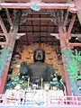 Todai-ji Daibutsu-den Hall National Treasure 国宝東大寺大仏殿19.JPG