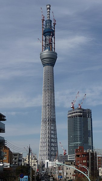 Súbor:Tokyo Sky Tree under construction 20110123.jpg