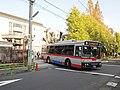 Tokyubus M8703 Tokyo City Univ Shuttlebus.jpg