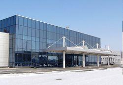 Итак, мое путешествие началось со знакомства с международного терминала аэропорта Толмачево (до этого никогда в нем...