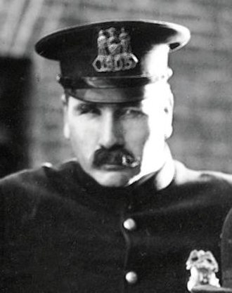Tom Wilson (actor) - As the cop in The Kid (1921)