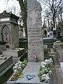 Tombe de Guillaume Apollinaire.JPG