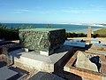 Tombeau d'Albert Roussel au cimetière marin de Varengeville-sur-Mer.jpg
