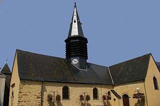 Torcé-Viviers-en-Charnie Commune in Pays de la Loire, France