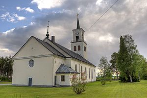 Töre - Töre Church