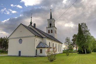 Töre - Töre Church