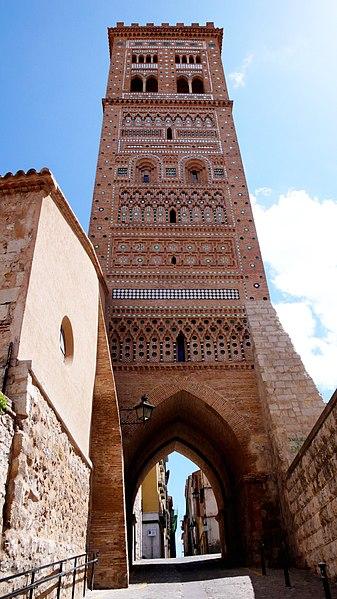File:Torre de San Martín, Teruel.jpg