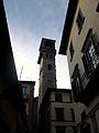 Torre dell'Orologio, torre del rellotge de Lucca.JPG