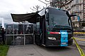 Tour de Romandie 2013 - Stage 5 - Team Sky's bus.jpg