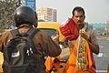 Towel & Gutka Hawking - Kolkata 2012-01-21 8604.JPG