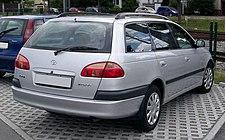 Toyota Avensis Wikipedia Wolna Encyklopedia
