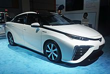 Retail Deliveries Of The Mirai In U S Began October 2017