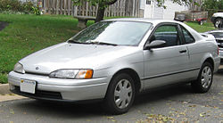 1991–1995 Toyota Paseo (EL44) coupe