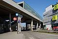 Tragwerk C3 Hochstrecke Station Stadlau 200378.jpg
