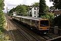 Train passing through Cheadle Hulme towards Handforth. - geograph.org.uk - 497159.jpg