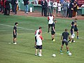 Training at Fenway US Tour 2012 (43).jpg