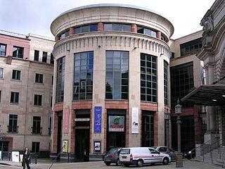 Traverse Theatre Theatre company and venue in Edinburgh, Scotland