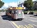 Tren Tir- Land Train in Stryd Bangor Street - geograph.org.uk - 1499708.jpg