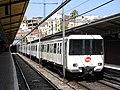 Tren de la serie 4000 L1 estación de Santa Eulàlia.jpg