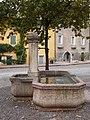 Trento-fountain in Piedicastello.jpg