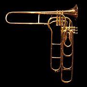 180px Trombone_a_six_pistons IMG_0853 black trombone wikipedia