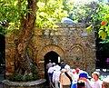 Turcja, Efez, Dom Marii Dziewicy (Aw58)SDC11877.JPG