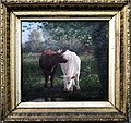 Two Cows at the Wappinger Creek 1882.jpg